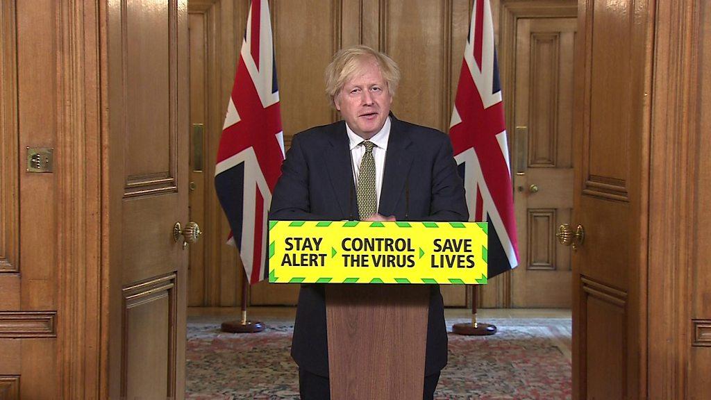 Boris Johnson backs key aide Dominic Cummings in lockdown row - BBC News