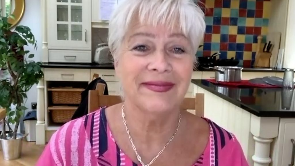 Denise Welch shares her mental health survival tips