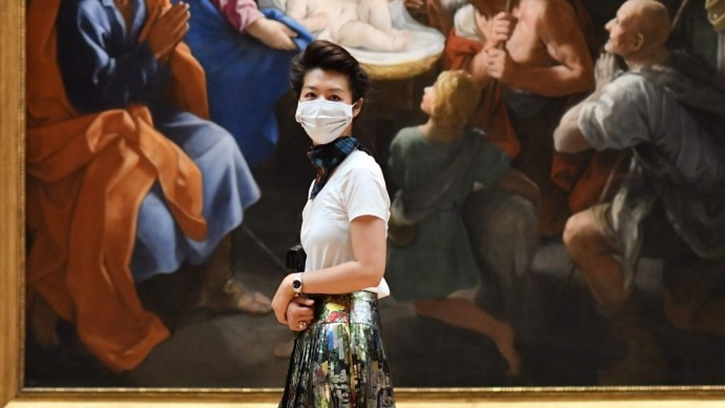 Coronavirus: art lifeline, the warning by cancer deaths and lockdown easing