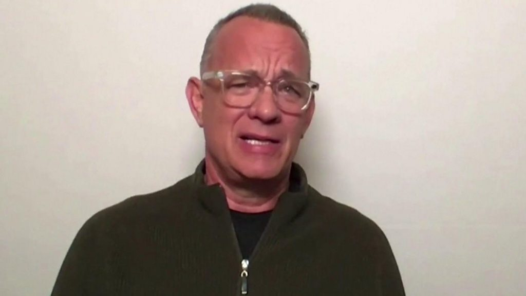 Hanks 'has no respect' for people not using masks thumbnail