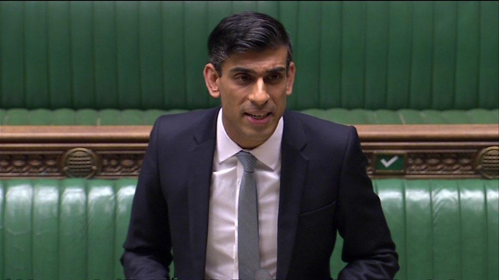 Sunak unveils £30bn plan to save jobs