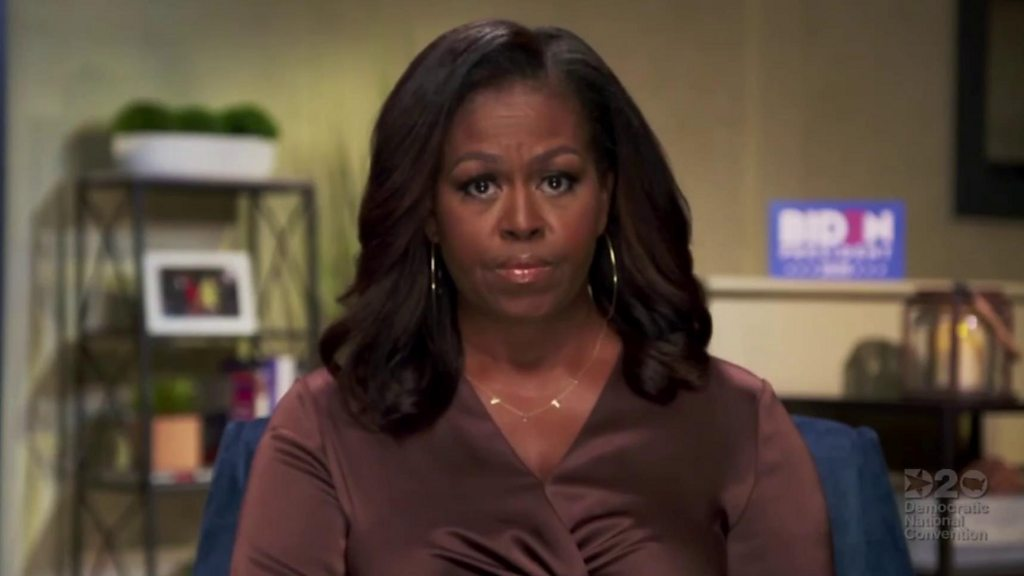 Trump clearly in over his head - Michelle Obama
