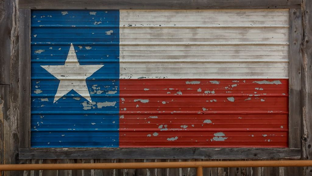 We continue our trip round America with a look at the 'Lone Star State'