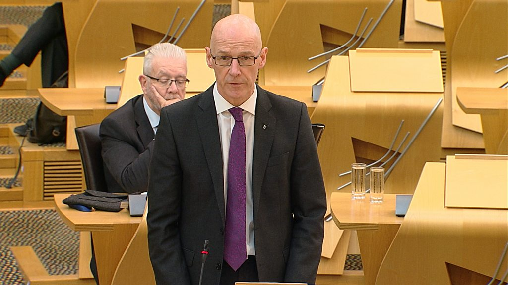 Scottish National 5 exams to be cancelled in 2021