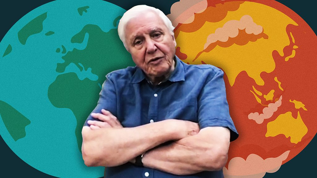 Attenborough: 'Curb excess capitalism' to save nature