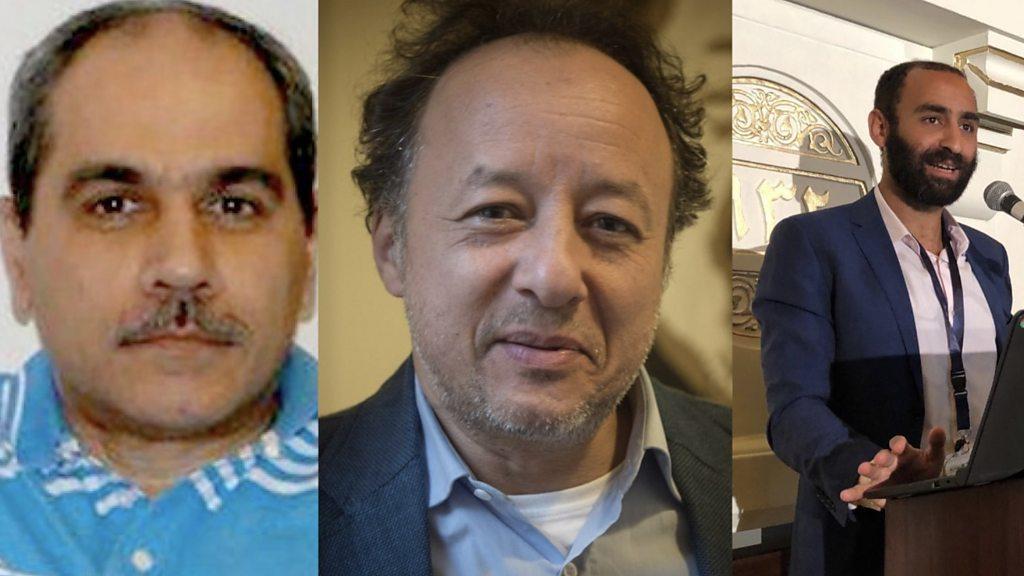 المبادرة المصرية للحقوق الشخصية: انتقادات دولية متزايدة لاعتقال نشطاء حقوقيين في مصر - BBC News عربي