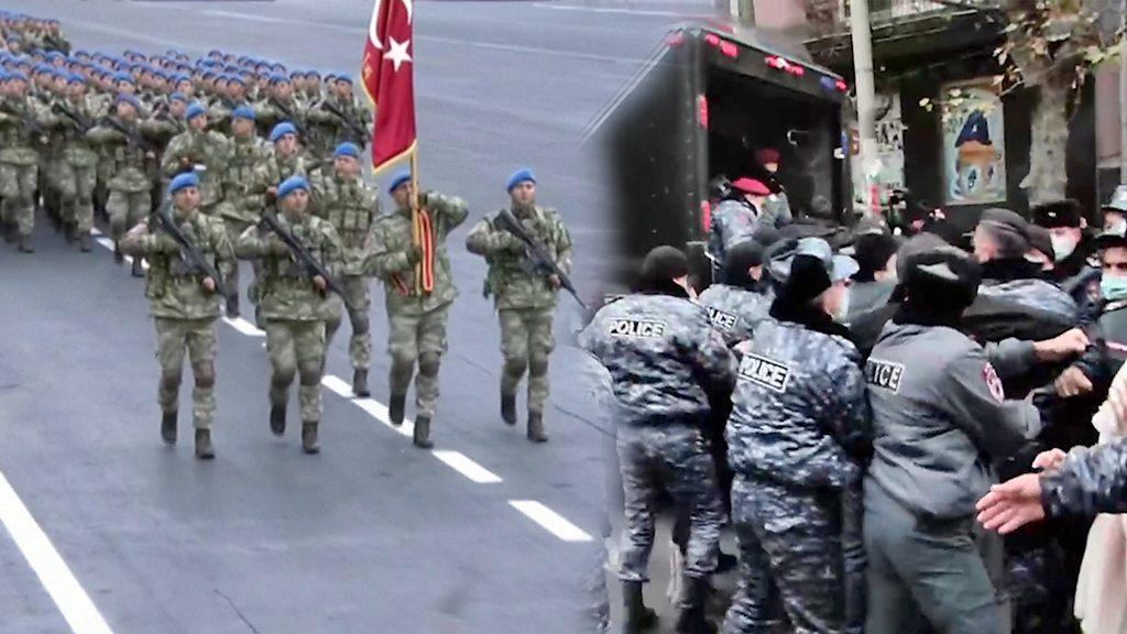 Дастан Джумабеков поблагодарил Эрдогана и Путина за возвращение Азербайджану Карабаха