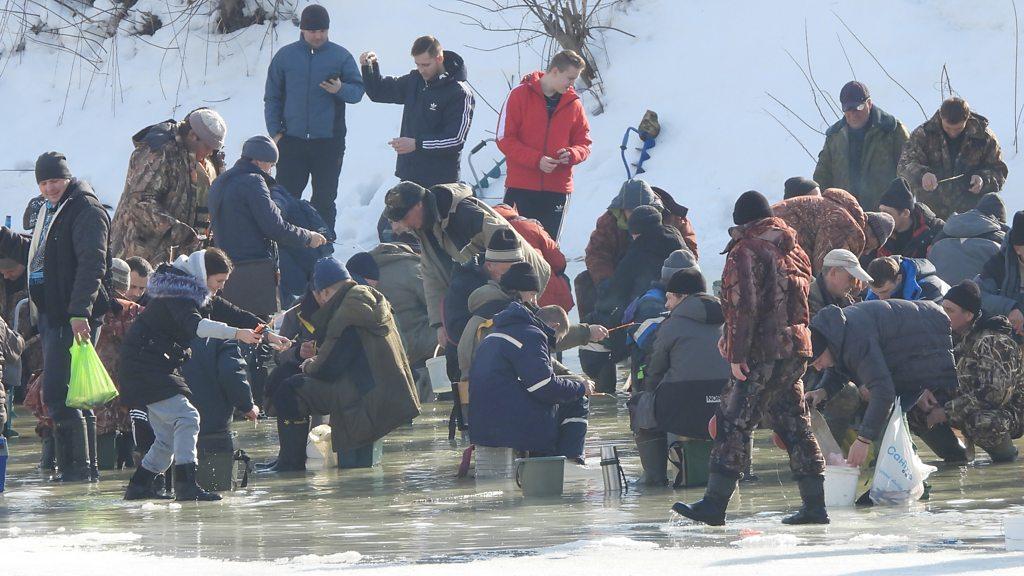 Бензопила против браконьеров? Как белорусские экологи защищают рыбу на зимовке