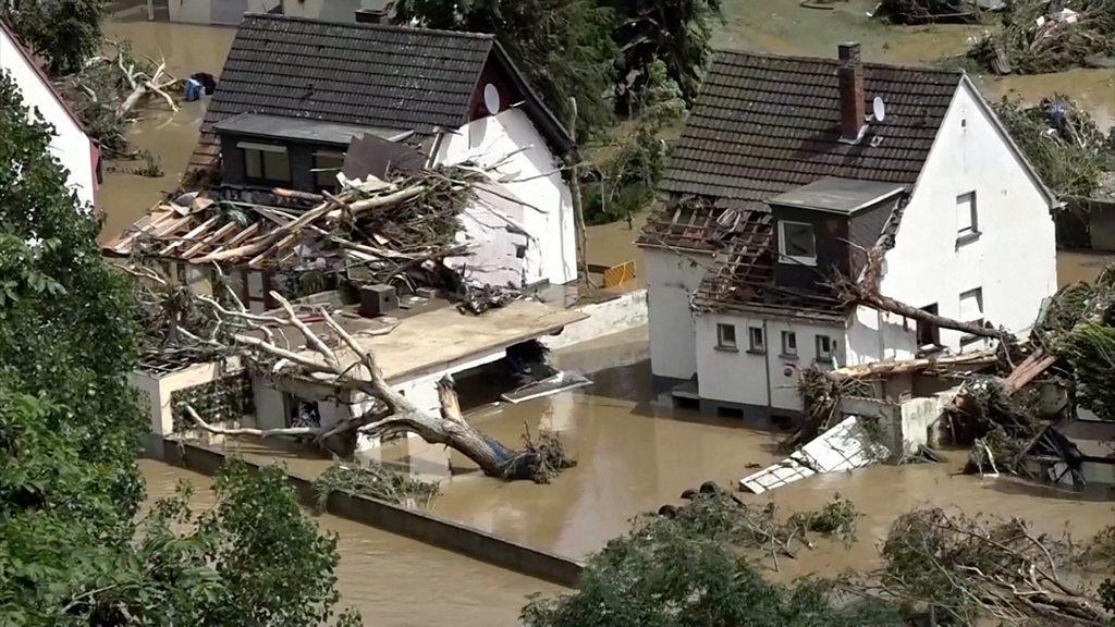 Наводнения в Западной Европе: не менее 150 погибших, больше тысячи  пропавших - BBC News Русская служба