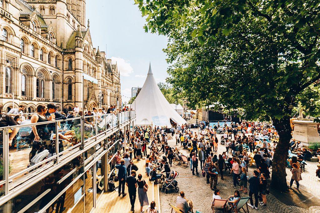 Manchester International Festival 2017