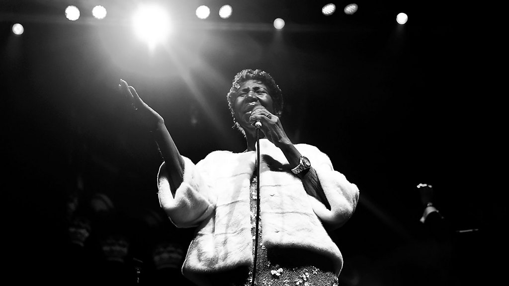 Aretha's funeral planned for historic museum
