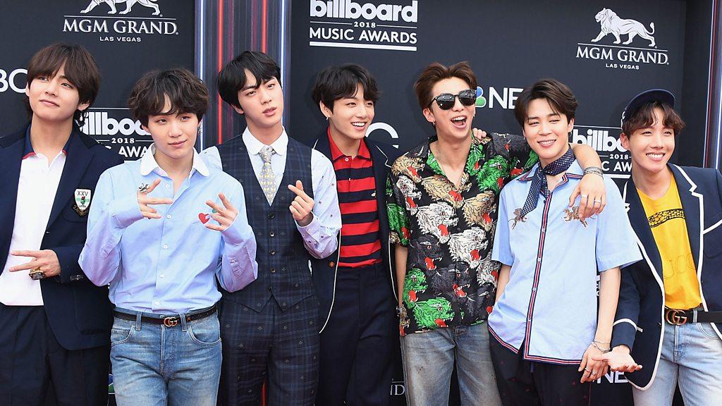 K-Pop band BTS get presidential congrats