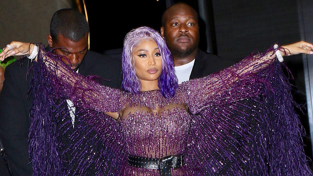 Nicki Minaj responds to Cardi B scuffle