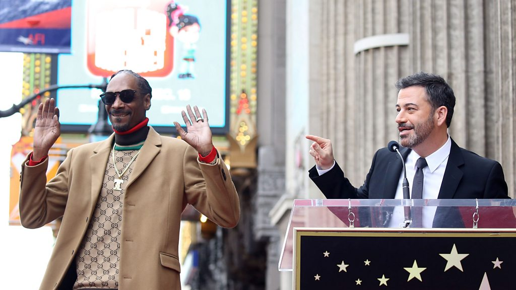 Snoop Dogg: 'I want to thank me for believing in me'