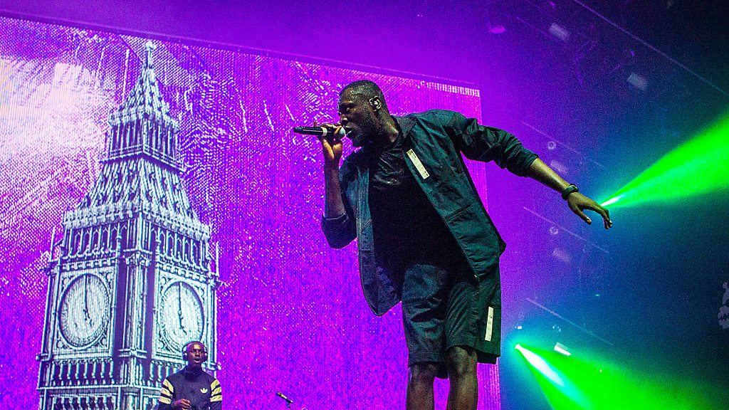 Stormzy is a 'mad underdog'