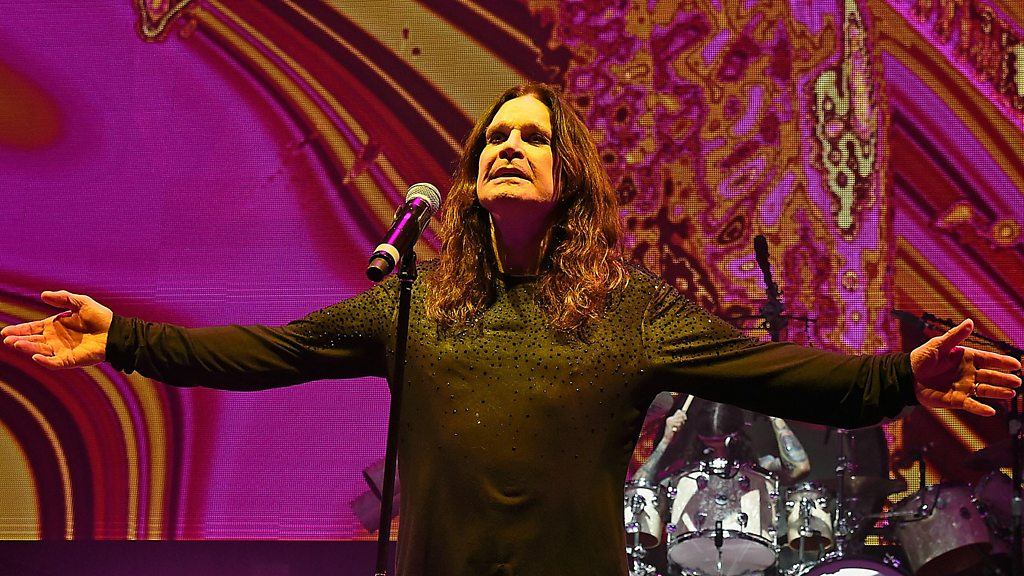 Ozzy Osbourne in hospital with 'flu complications'