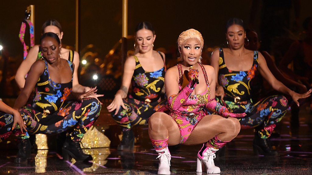 Nicki Minaj gets apology from BET over Grammy tweet