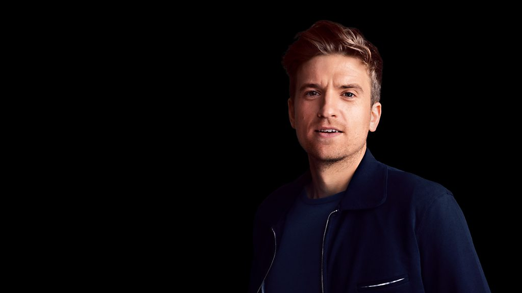 Greg James is out of Radio 1's Escape Room!