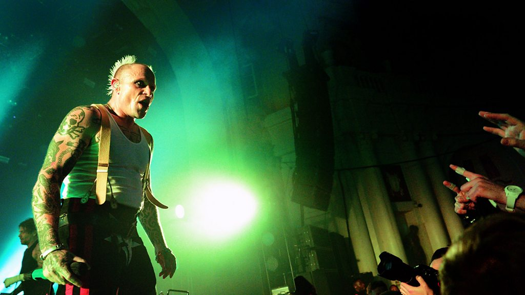 Keith Flint deserves a 'Grammy for kindness'