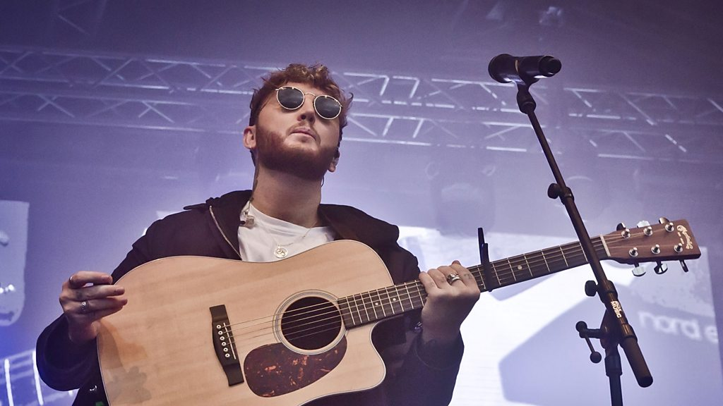 James Arthur pulls out of gig due to 'crippling anxiety'