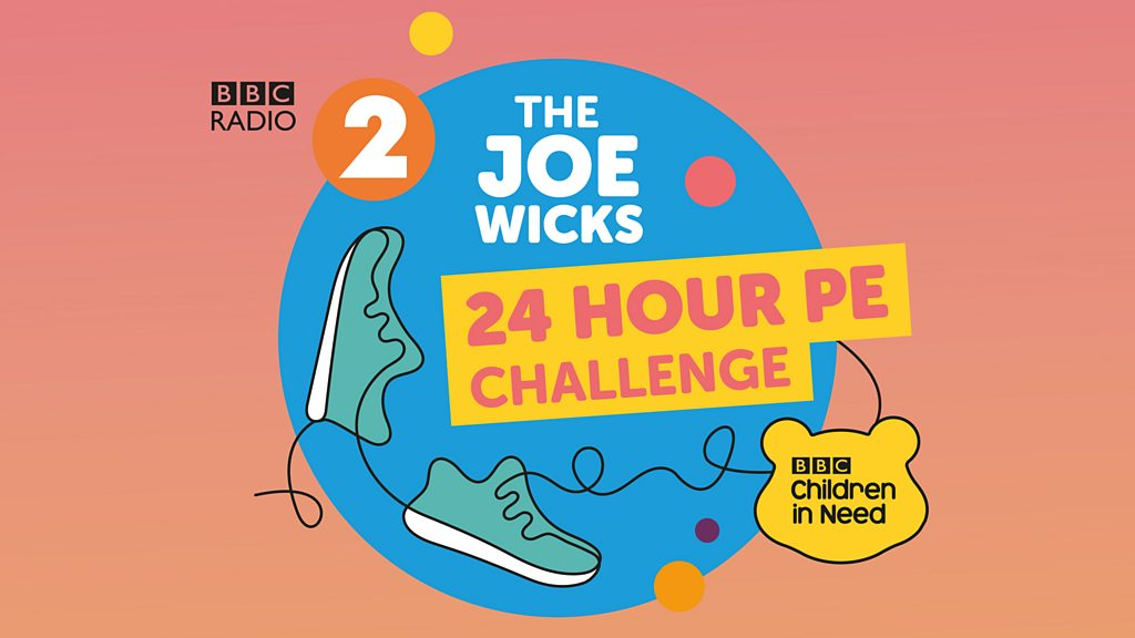 The Joe Wicks 24 Hour PE Challenge for Children in Need