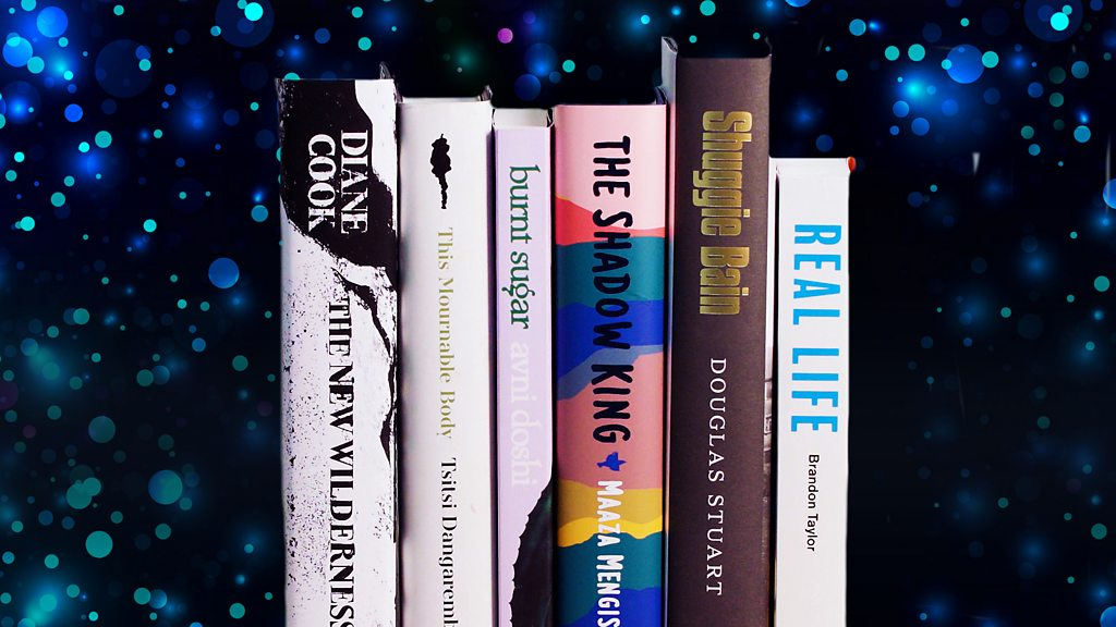 Who won the 2020 Booker Prize?