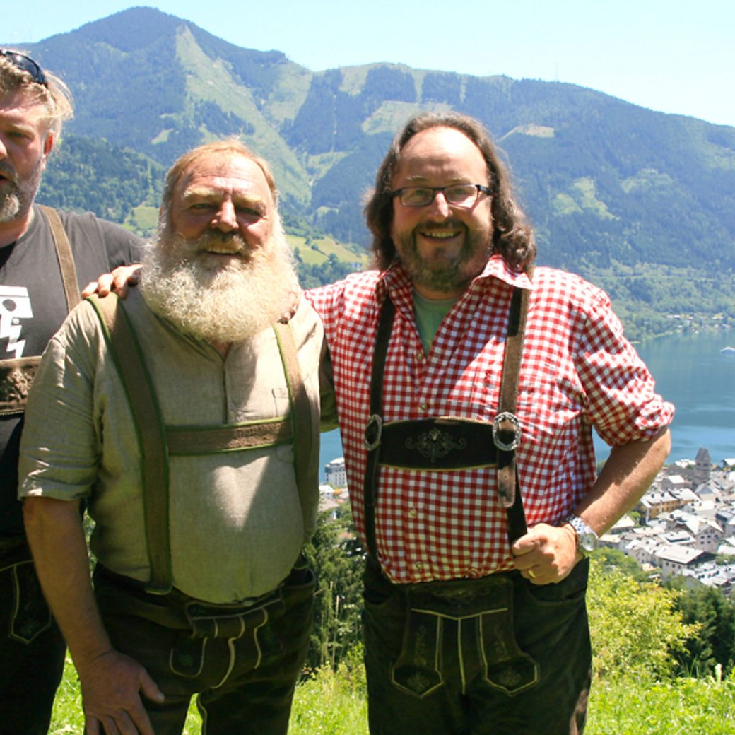 Awe Inspiring Bbc Two Hairy Bikers Bakeation Series 1 Austria Interior Design Ideas Philsoteloinfo