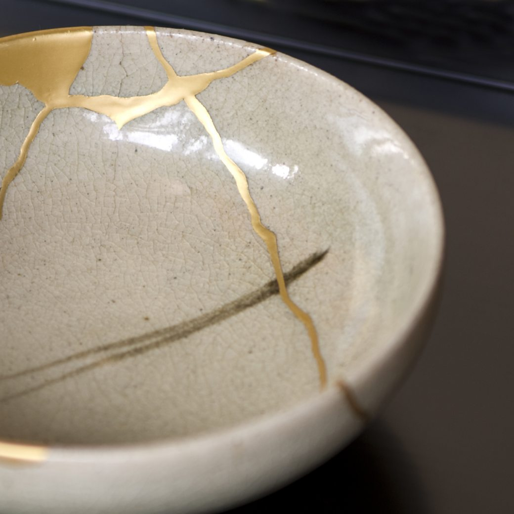 Bbc Arts Get Creative Broken A Pot Copy The Japanese And Fix It With Gold