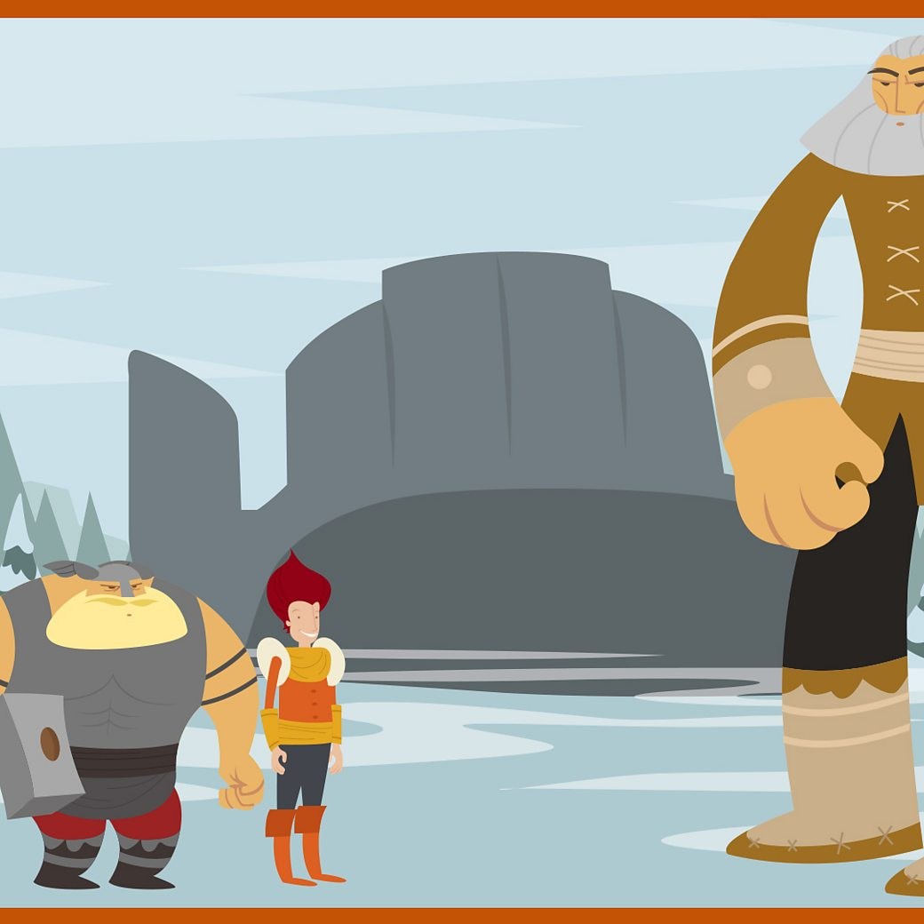 BBC - Viking Sagas: Thor and the Giants