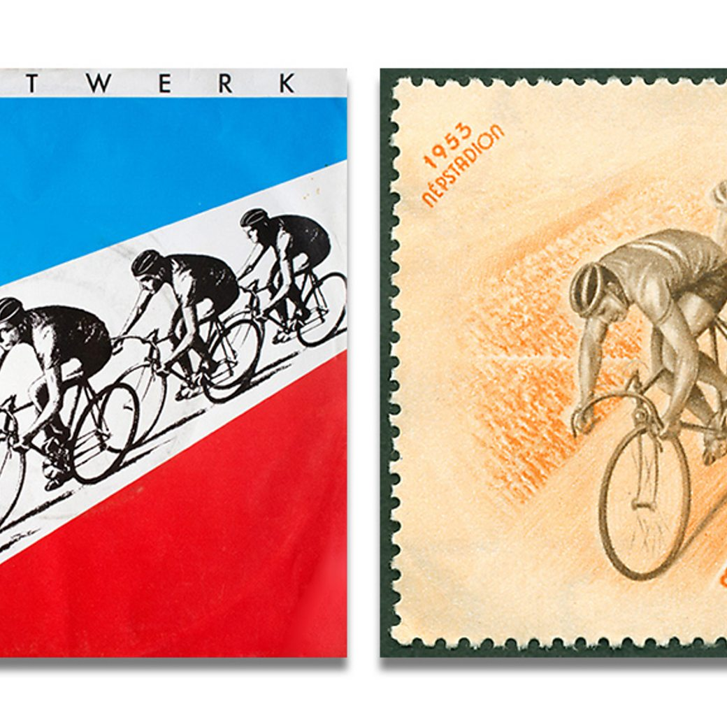 BBC Arts - BBC Arts - Be-spoke creations  Five cycling-related works ... 545d89cc1