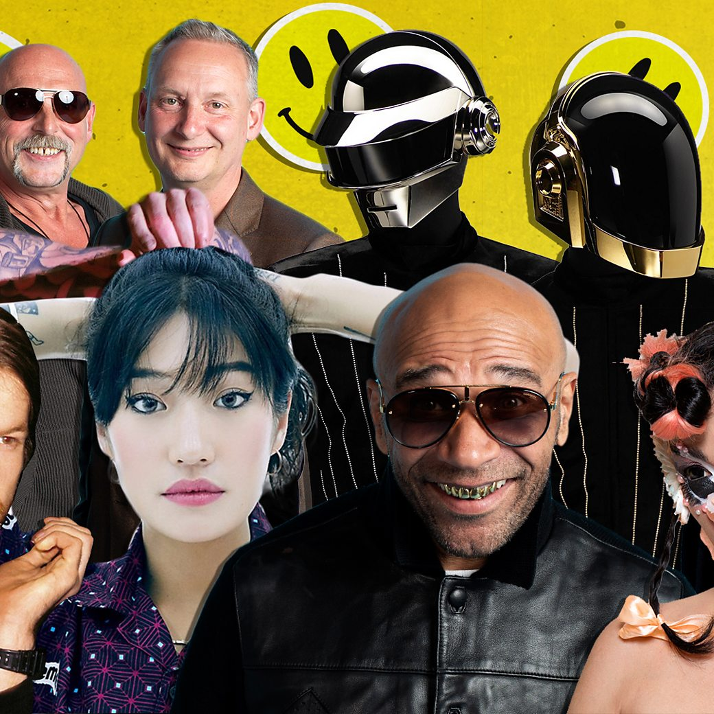 6bda4b1e5e BBC - 30 tracks that shaped dance music over the last 30 years
