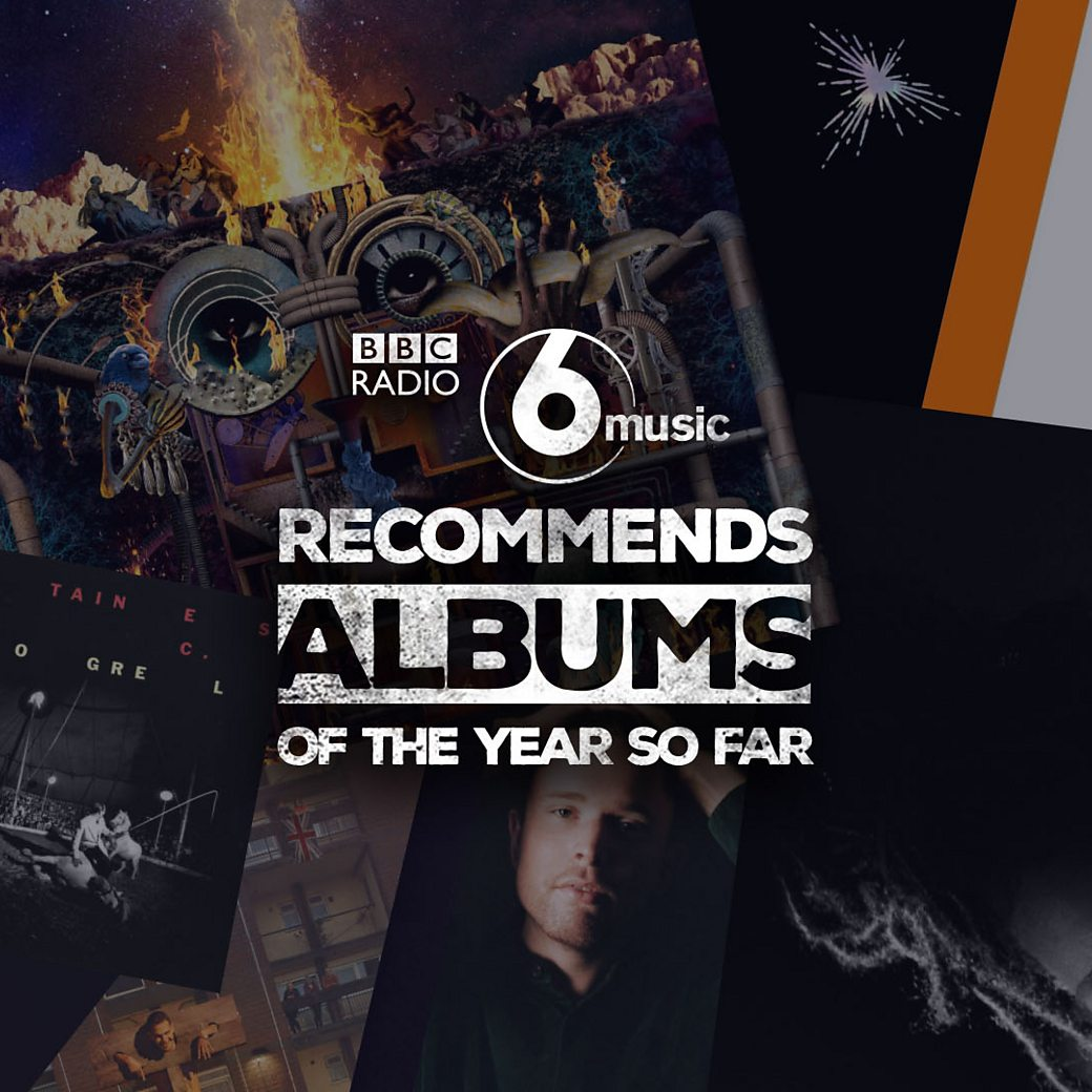 BBC - 10 essential albums from 2019 so far - as recommended