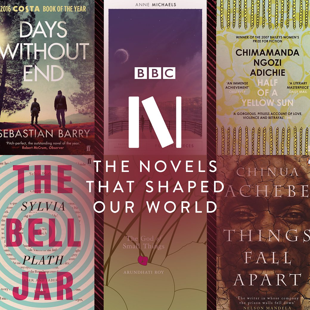 Top 100 novels of all time bbc