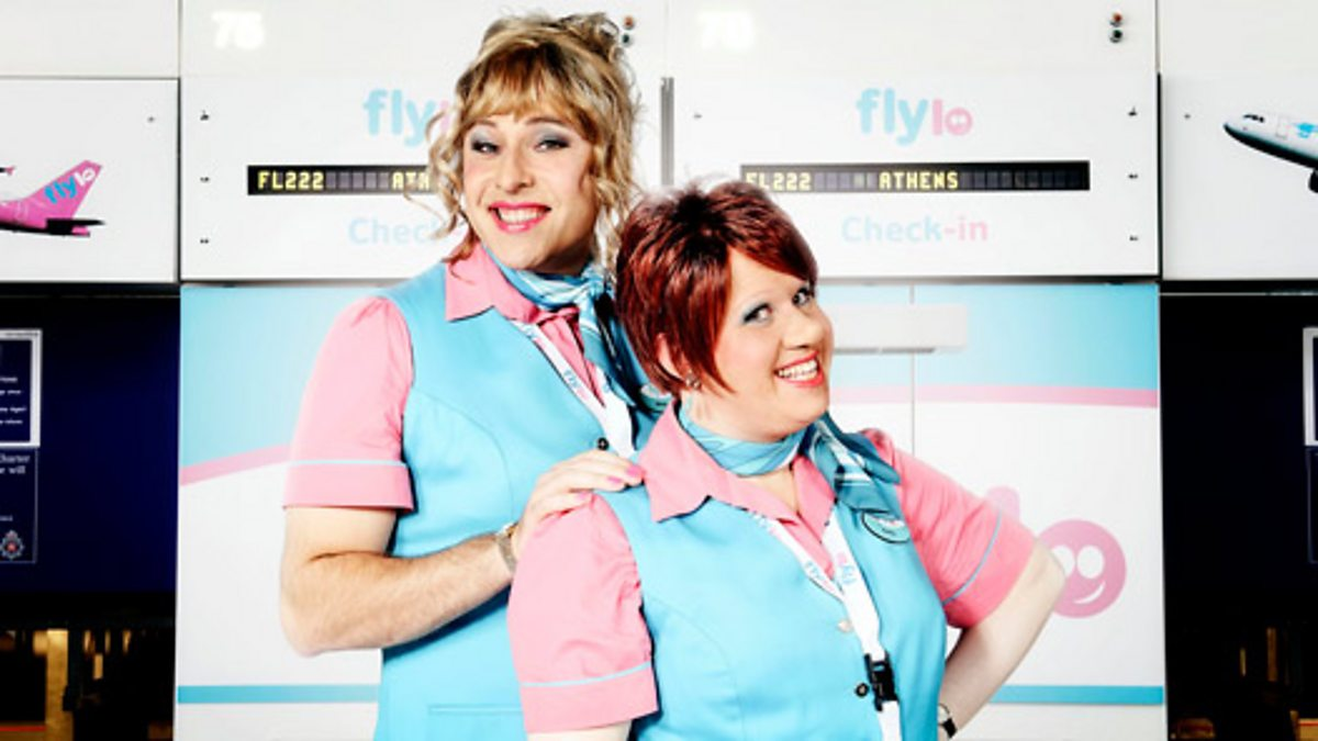 Come Fly With Me Bbc 1 Quotes: Melody And Keeley