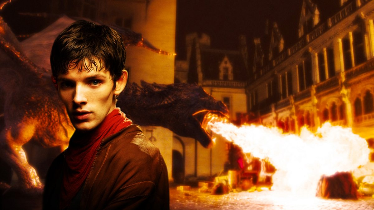 Bbc One Merlin Series 2 The Last Dragonlord Series 2