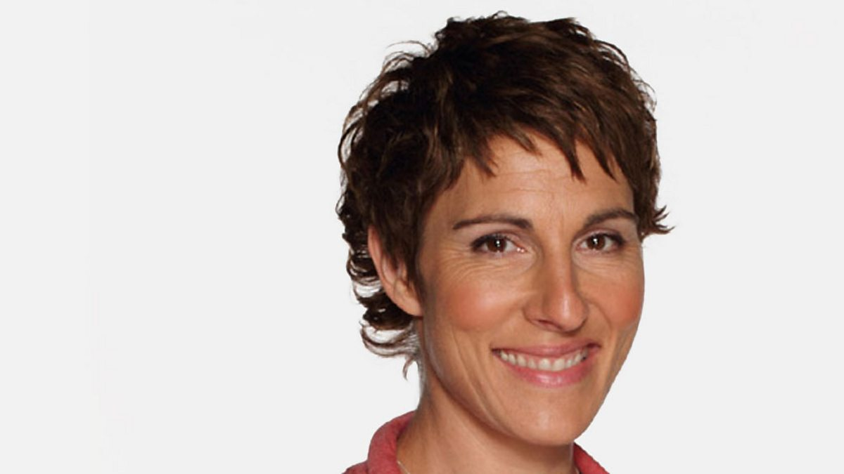 BBC Two - Episodes - Tamsin Greig (Beverly Lincoln)