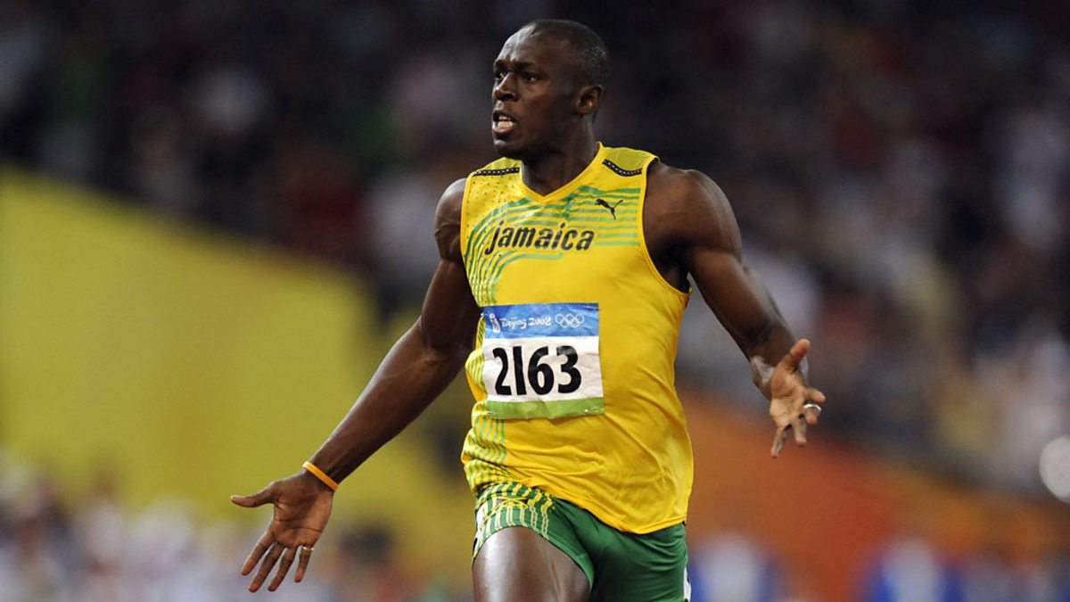 BBC Two - Faster, Higher, Stronger - Usain Bolt
