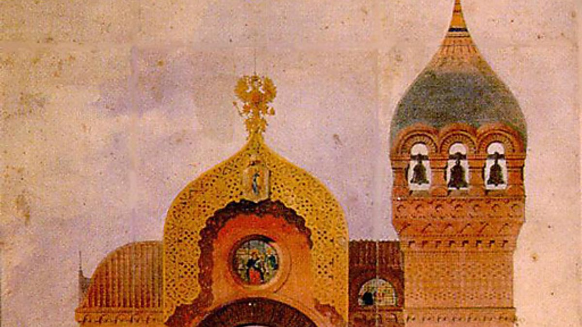 Mussorgsky: Pictures at an Exhibition, Night