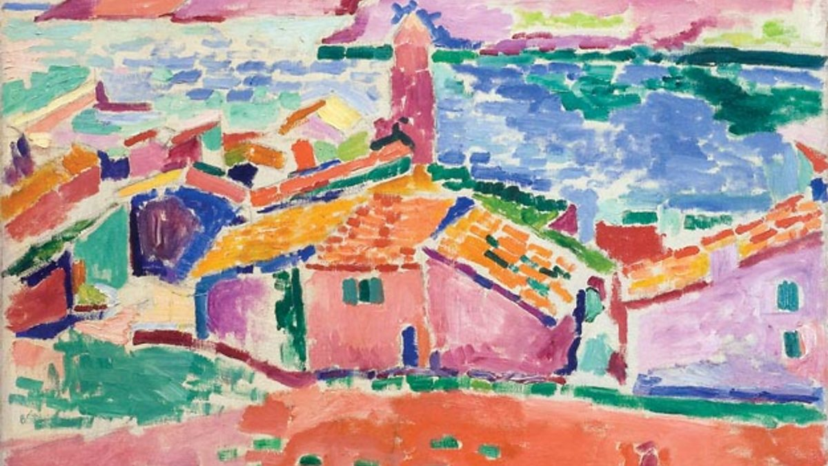 Bbc One The Roofs Of Collioure 1905 Modern Masters