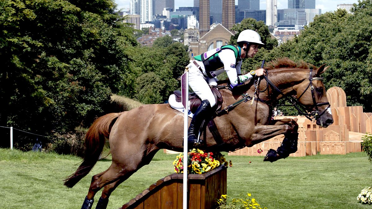 Bbc Sport Olympic Equestrian 2012 Eventing Cross Country