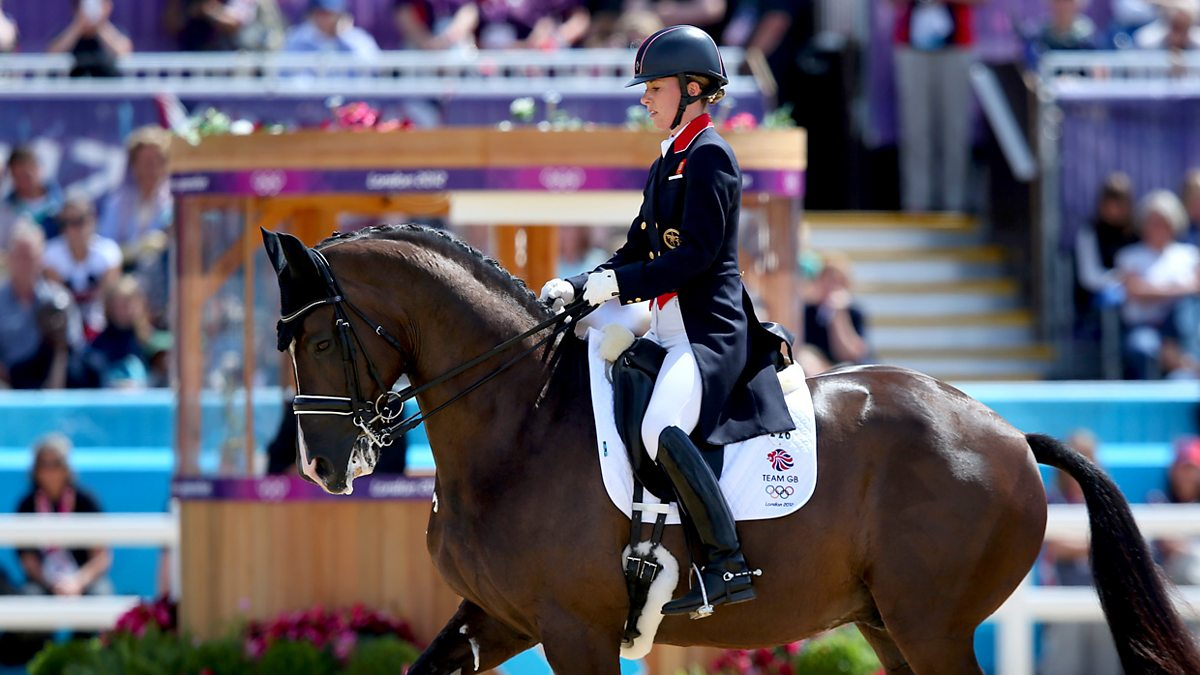 Bbc Sport Olympic Equestrian 2012 Team Dressage Final