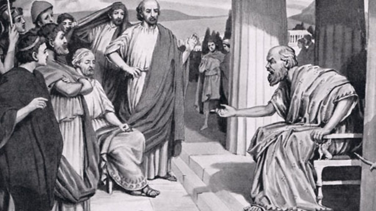 trial death socrates essays Free trial of socrates papers, essays, and research papers.