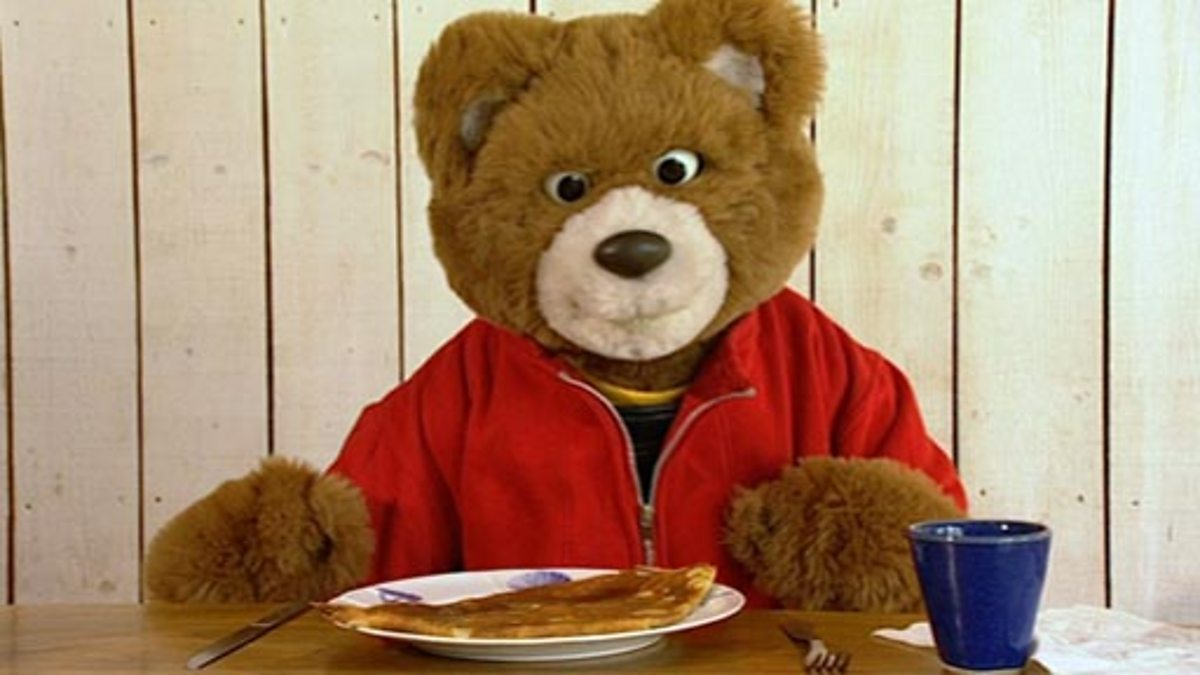CBeebies - Barnaby Bear, Barnaby Bear Goes to Brittany, A culinary ...