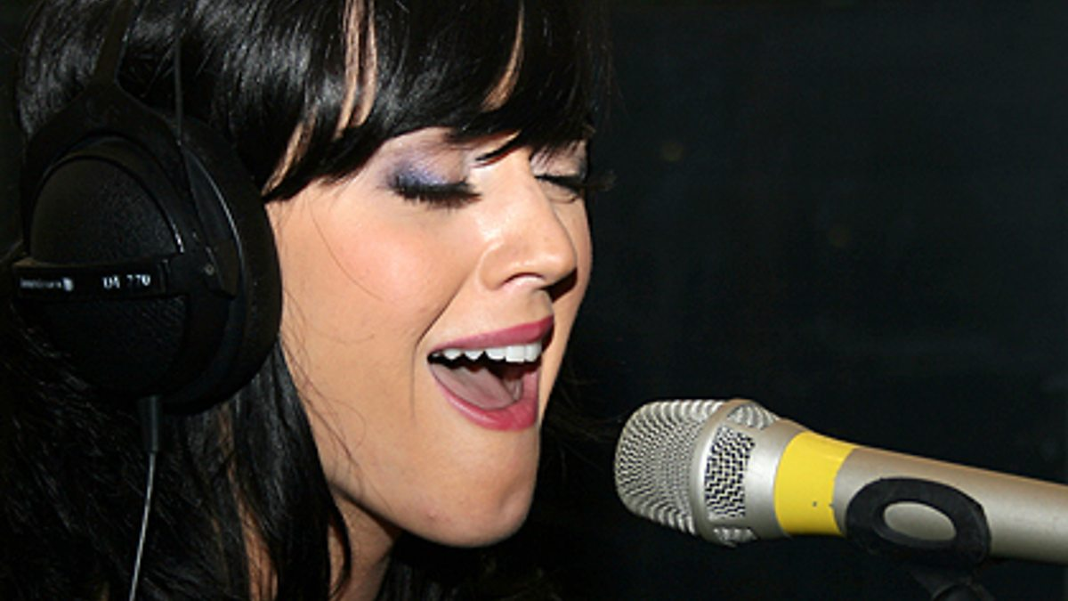 BBC Radio 1 - Jo Whiley, 17/09/2008 - Katy Perry in the ...