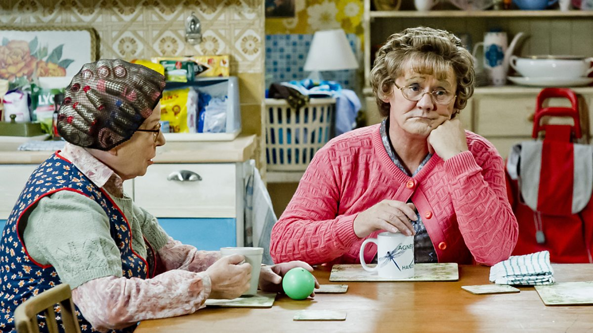 BBC One - Unhappy Face - Mrs Brown's Boys, Series 3, Mammy ...