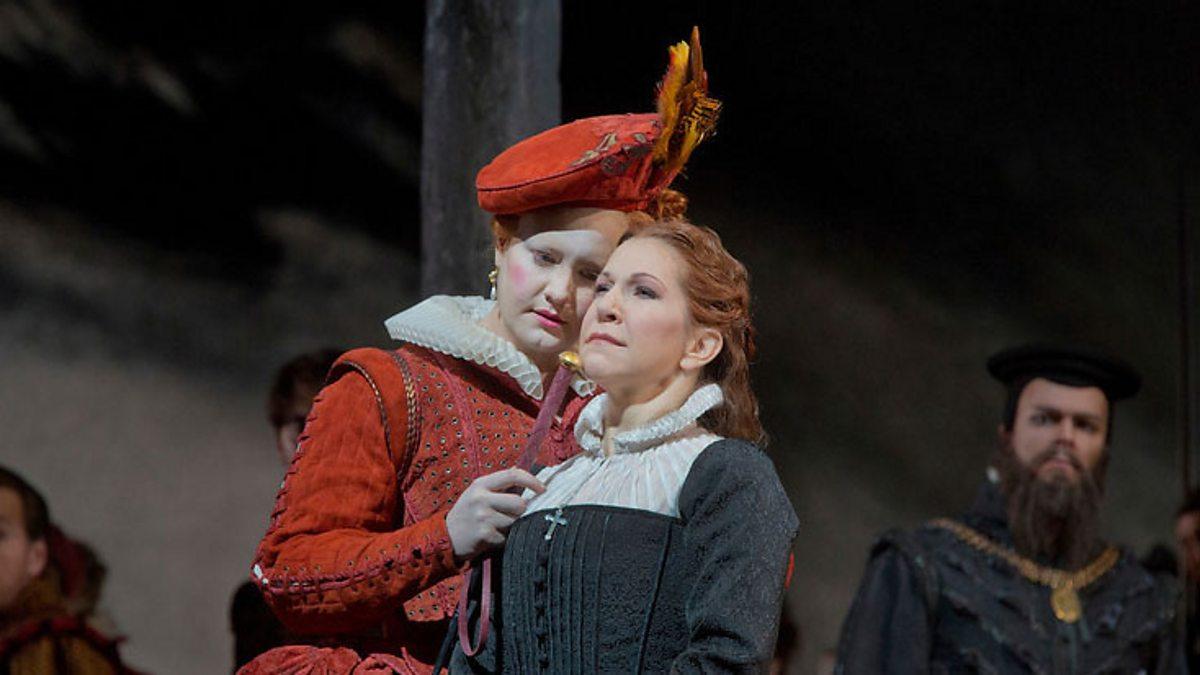 BBC Radio 3 - Opera on 3, From the Met, Donizetti's Maria Stuarda ...