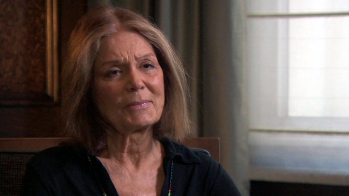 BBC World News - HARDtalk, Gloria Steinem: Feminist cause ...