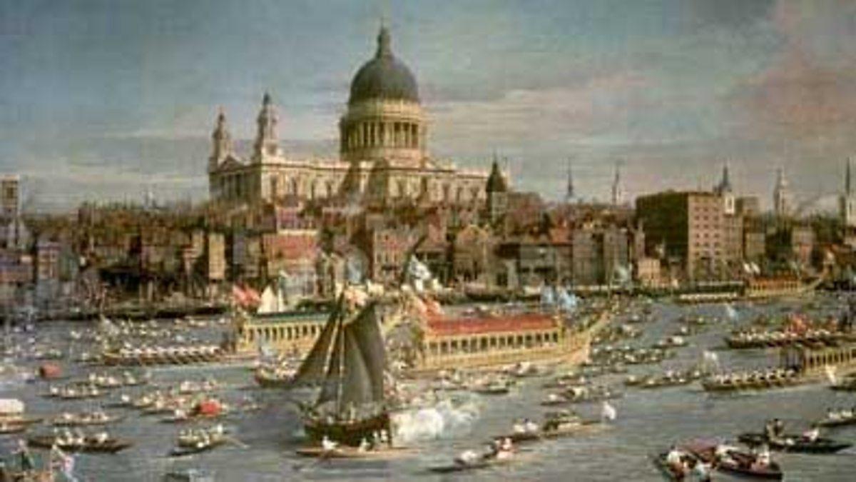 BBC Radio 3 - Baroque Spring, Handel: Water Music Suite in G