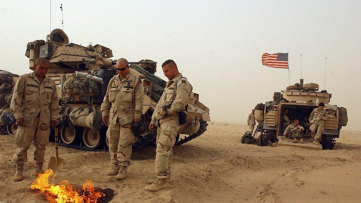 History Snapshot-Iraq War - Museum of the American G.I.