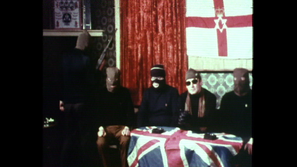 BBC Two - Loyalists, No Surrender, Ulster Volunteer Force